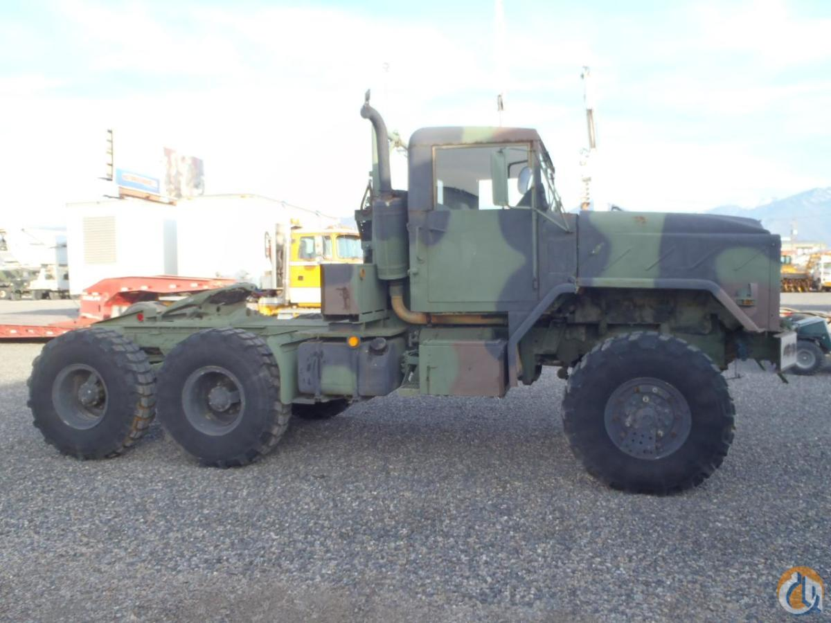 1991 BMY M931A2 Other  BMY M931A2 Equipment Sales Inc. 18228 on CraneNetwork.com